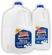 Barber's Nutrish Milk