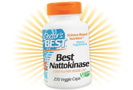Best Nattokinase