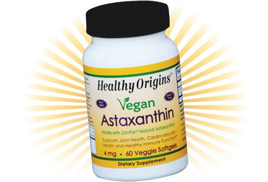 Healthy Origins® Vegan Astaxanthin