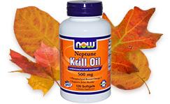 Now® Neptune Krill Oil