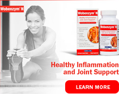Wobenzym® N Healthy Inflammation and Joint Support
