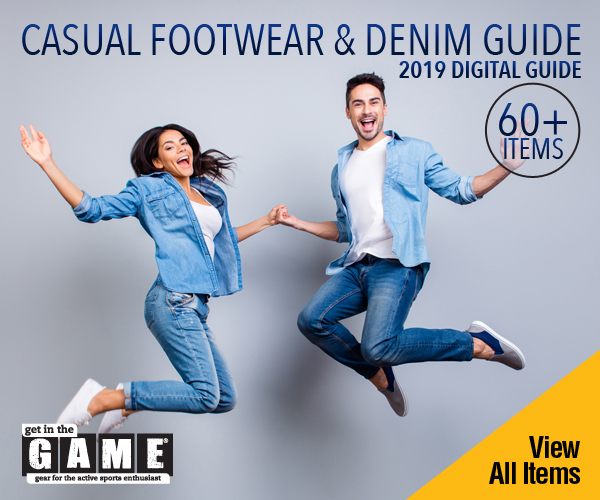 Casual Footwear & Denim Guide