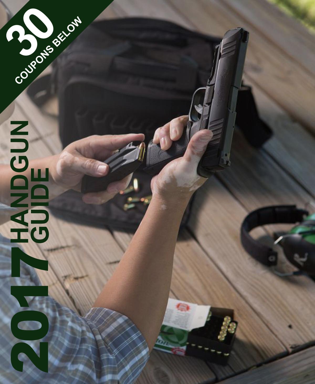 2017 Dunham's Handgun Guide