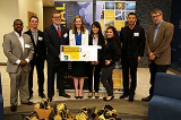 IE Senior Design Poster Competition winners
