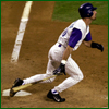 Baseball Star Lusi Gonzalez