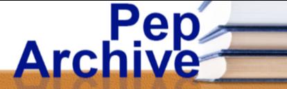PepArchive