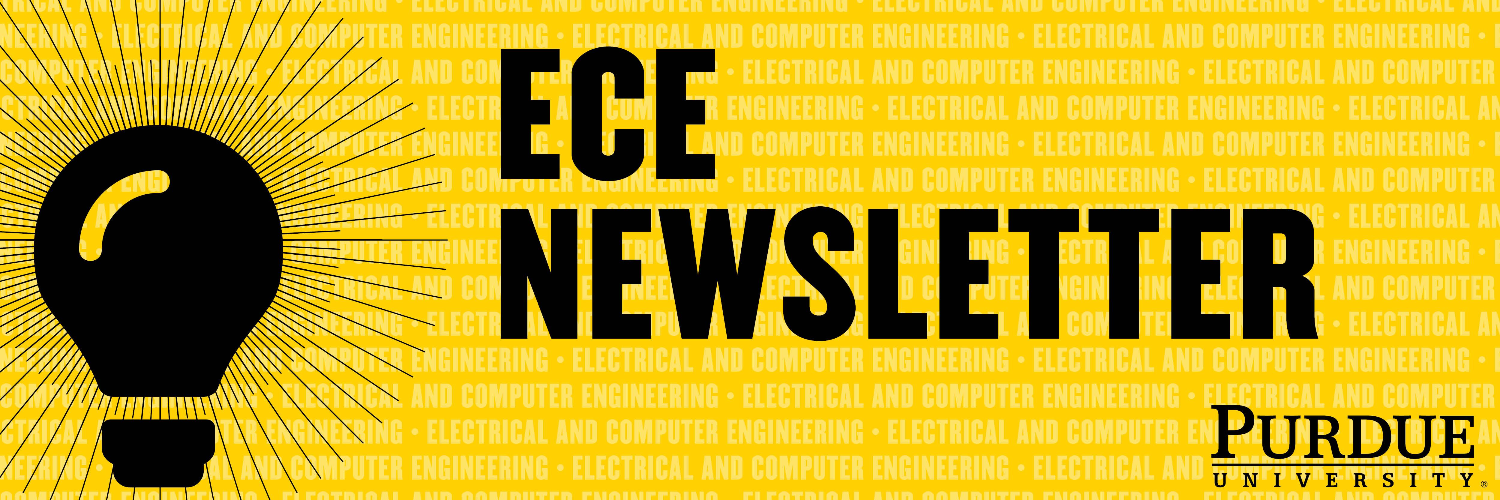 Header for ECE Newsletter