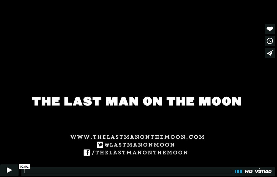 The Last Man on the Moon Trailer Link