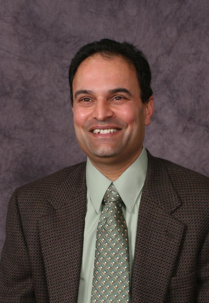 ECE head Ragu Balakrishnan