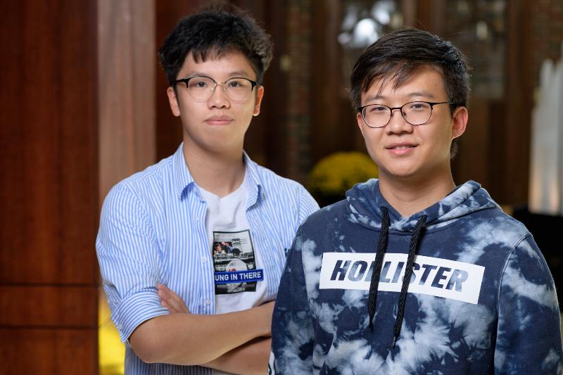 Jiaxin Yu and Dongyu Dai