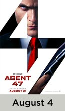 Hitman: Agent 47 movie available August 4th