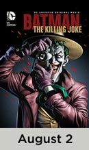 Batman The Killing Joke movie available August 2nd