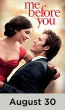 Me Before You movie available August 30th