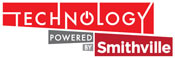 Technology Powered by Smithville logo