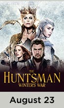 The Huntsmen: Winter War movie available August 23rd