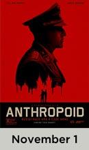 Anthropoid November 1st
