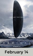 Arrival February 14th