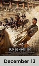 Ben-Hur December 13th