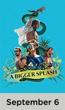 A Bigger Splash movie available September 6th