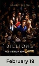Billions: Season Premiere February 17th