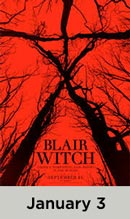 Blair Witch January 3rd