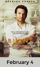 Burnt February 4th