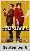 Compadres movie available September 6th
