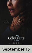 The Conjuring 2 movie available September 13th