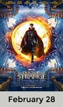 Dr Strange February 28th