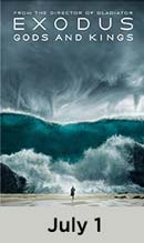 Exodus: Gods and Kings movie available June 1st
