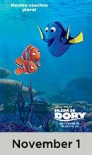 Finding Dory November 1st