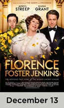 Florence Foster Jenkins December 13th