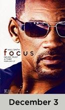 Focus December 3rd