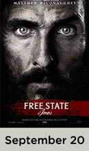 Free State of Jones movie available September 20th