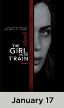 Girl on the Train January 17th