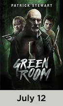 Green Room movie available July 12th