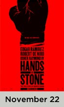 Hands of Stone November 22nd
