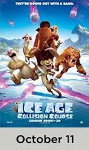 Ice Age: Collision Course October 11th