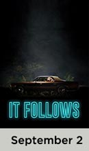 It Follows movie available September 2nd