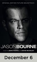 Jason Bourne December 6th