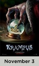 Krampus November 3rd