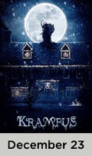 Krampus December 23rd