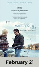 Manchester by the Sea February 21st