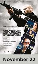 Mechanic November 22nd