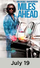 Miles Ahead movie available July 19th