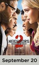 Neighbors 2: Sorority Rising movie available September 20th