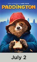 Paddington movie available July 2nd