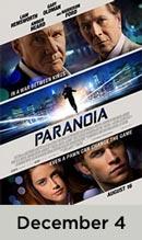 Paranoia December 4th