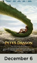 Pete's Dragon December 6th