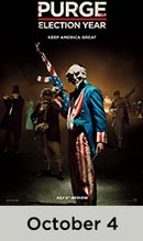 The Purge: Election Year October 4th